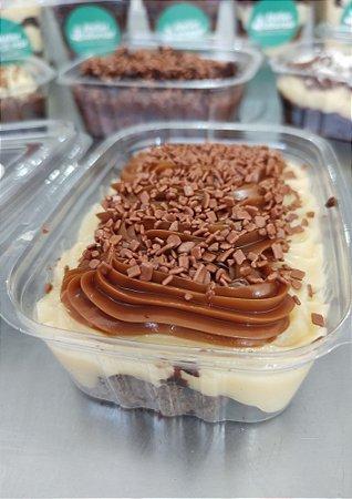 Brownie Maravilha de Branquinho e Mumu