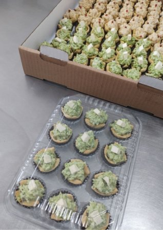 Casquinha de Brócolis