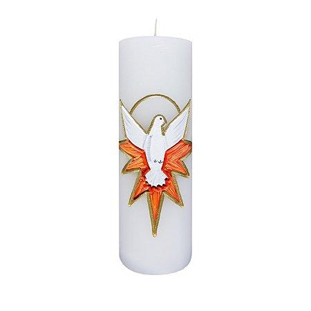 Vela esculpida Espirito Santo
