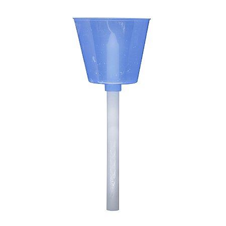 Protetor de  Vela em Plástico cx 50 unidades
