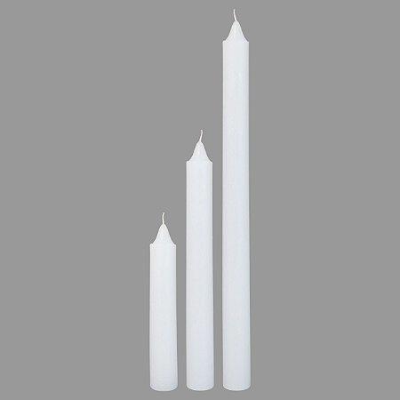 Vela de Castiçal 2,1x19 cm