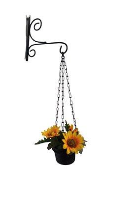 Suporte Floreira Artesanal Para Vasos Flores Rústico Decorativo