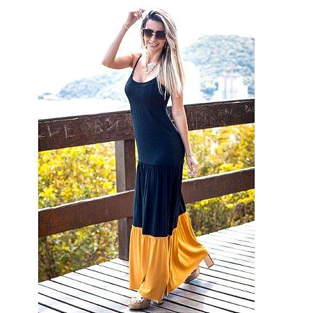 Vestido Longo Cigana
