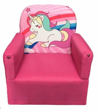 Mini Sofa Infantil Unicornio