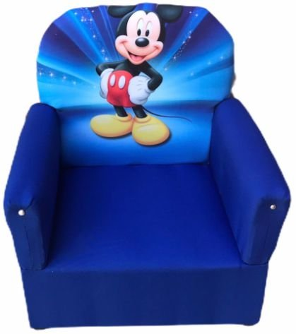 Mini Sofa Infantil Mickey