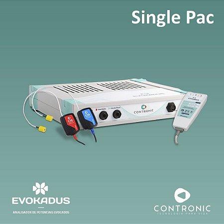 Potenciais Evocados - Evokadus Contronic com ABR + P300