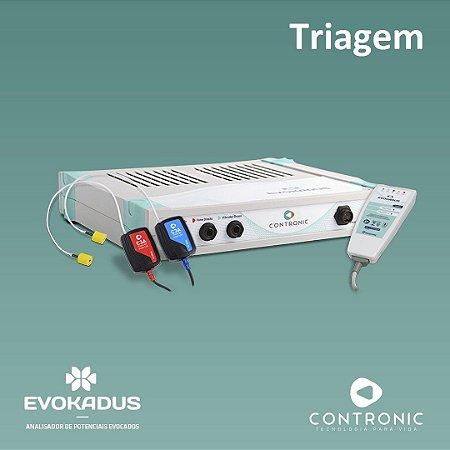 Potenciais Evocados - Evokadus Contronic com T-ABR + CHIRP