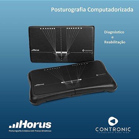 Horus - Posturografia Computadorizada