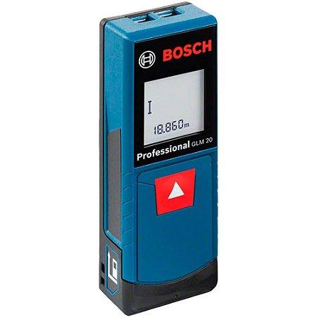 Trena Laser GLM 20 - Bosch