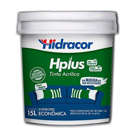 Tinta Acrílica HPLUS - Hidracor