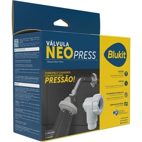 Válvula de Pressão Para Caixa D'água NEOPress - Blukit