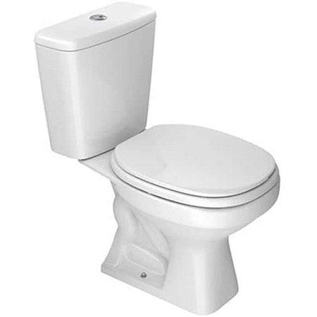 Kit Bacia Sanitária e Caixa Acoplada 3/6 Litros Aspen - Deca
