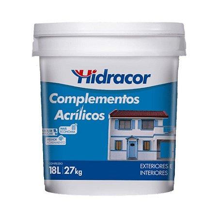 Verniz Acrílico 18L - Hidracor