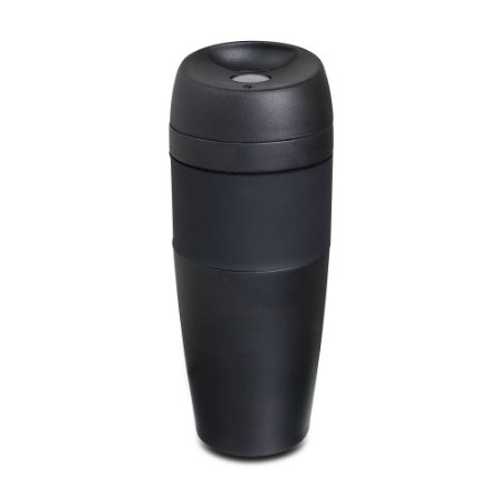 Copo Térmico Hermético Mokha All Black 450ml