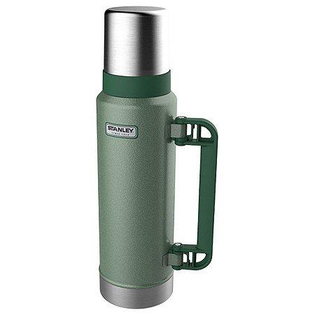 Garrafa Térmica Stanley Classic Extra Grande Verde 1.3L