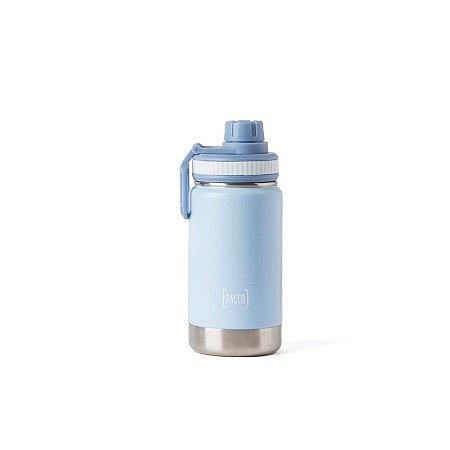 Garrafa Térmica Hydra Bottle Pacco By Kids 355ml Azul