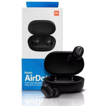 Fone De Ouvido Xiaomi Airdots Redmi Bluetooth 5.0 Sem Fio