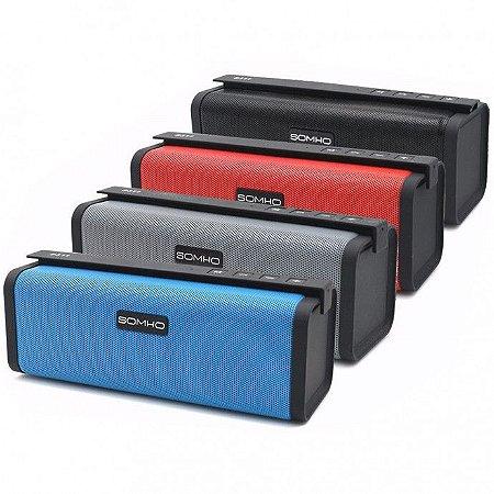 Caixa de Som Speaker Super Bass Sd/fm/bluetooth Dex - S-311