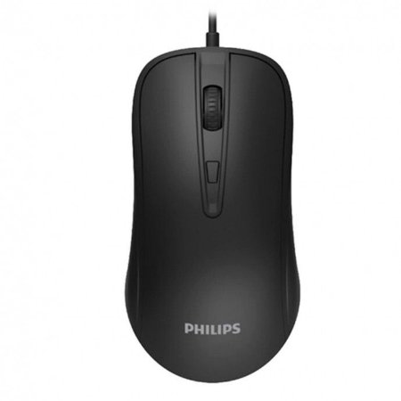 Mouse com fio Philips - M214 / SPK7214