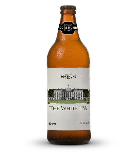 Cerveja Dortmund The White Ipa 600ml