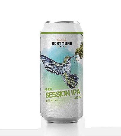 Cerveja Dortmund Session Ipa Lata 473ml
