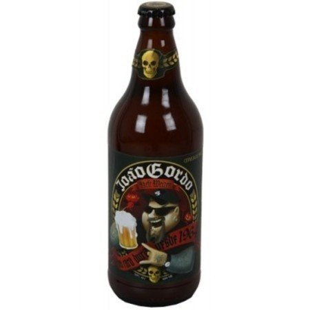 Cerveja João Gordo Weiss 600 ml