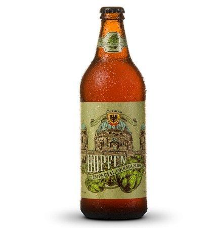 Cerveja Dortmund HOPFEN IIPA 600 ml
