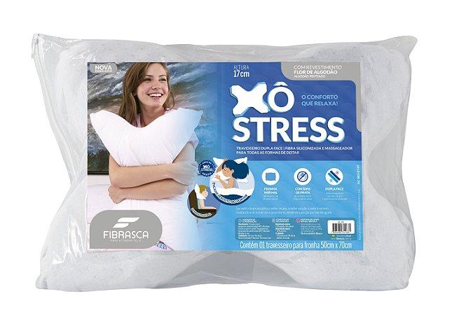 Travesseiro Xo Stress Com Gomos Massageadores 50X70