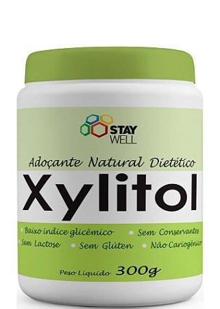 Xylitol 100% Puro Adoçante Dietético - 300g