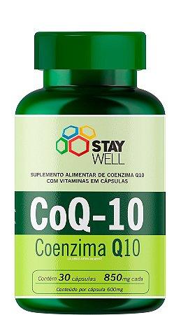 Coenzima Q10 850mg - 30 Cápsulas