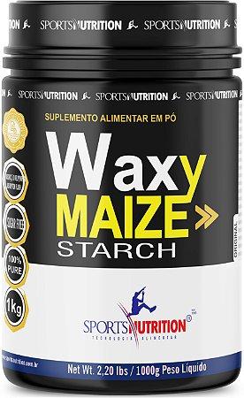 Waxy Maize Starch - Recuperação Muscular - 1kg