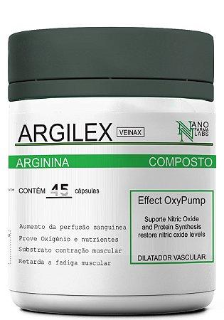 Vasodilatador Argilex Veinax - 45 Cápsulas