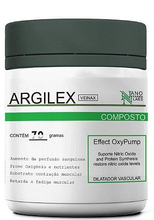 Vasodilatador Argilex Veinax em pó - 70g