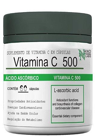 Vitamina C 500 – 60 Cápsulas