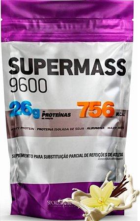 Hipercalórico Super Mass 9600 Sports Nutrition - 908g