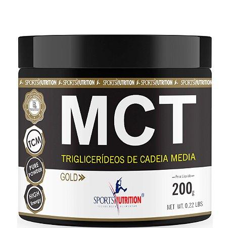 MCT Low Carb - TCM Puro O Melhor do Mercado - 200g