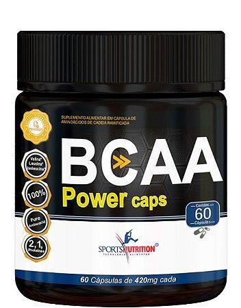 BCAA Power Caps 2100