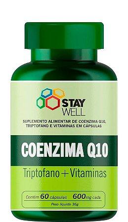 Coenzima Q10 + Triptofano + Vitaminas - 60 cápsulas
