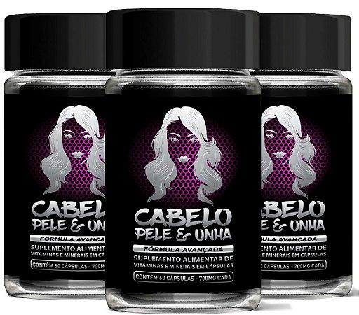 Hair, Skin & Nails - O Mais Completo - SN Premium - Leve 3 pague 2