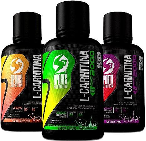 L-Carnitina 2000mg CarniPure® Liquid Fast - 480ml