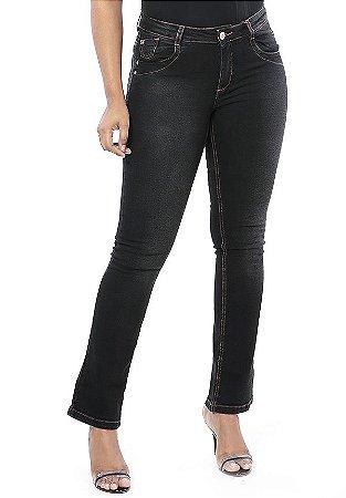 1757374-Calça Boot Cut Jeans