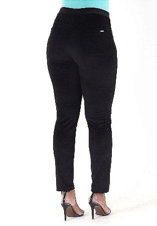 2830012-Calça Skinny Legging Veludo