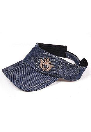 2330038-Viseira Jeans