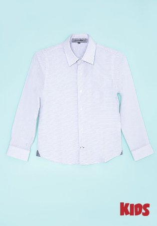 2070384-Camisa Mg Longa Tricoline
