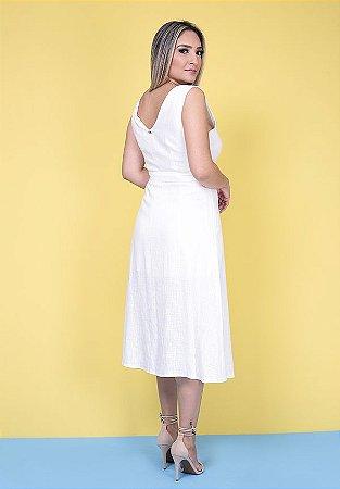 1961123-Vestido Longo Diversos