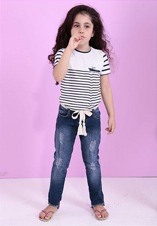 1758702-Calça Reta Kids Jeans