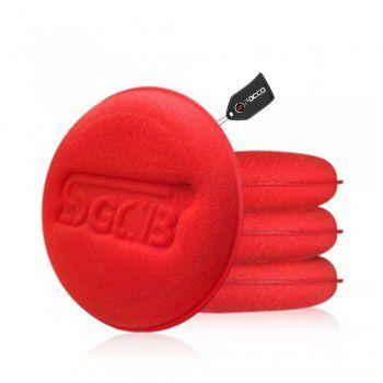 Espuma Aplicadora Macia Vermelha SGCB