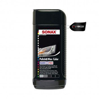 Polish Wax Black 250ml Sonax