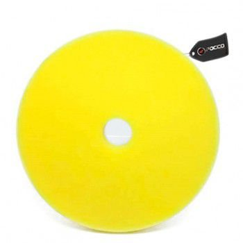 Medium Cut Foam Pad Yellow 6'' Menzerna
