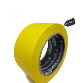 Fita Crepe c974 Ultra 48x40 Amarela Doble A